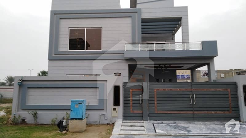 10 Marla Brand New House With Basement For Sale In D Block Of DHA 11 Rahbar Phase 1 Lahore