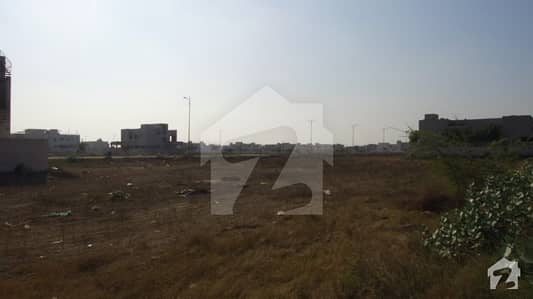 1 Kanal Corner Plot Is Available For Sale In P Block Of DHA Phase 7 Lahore
