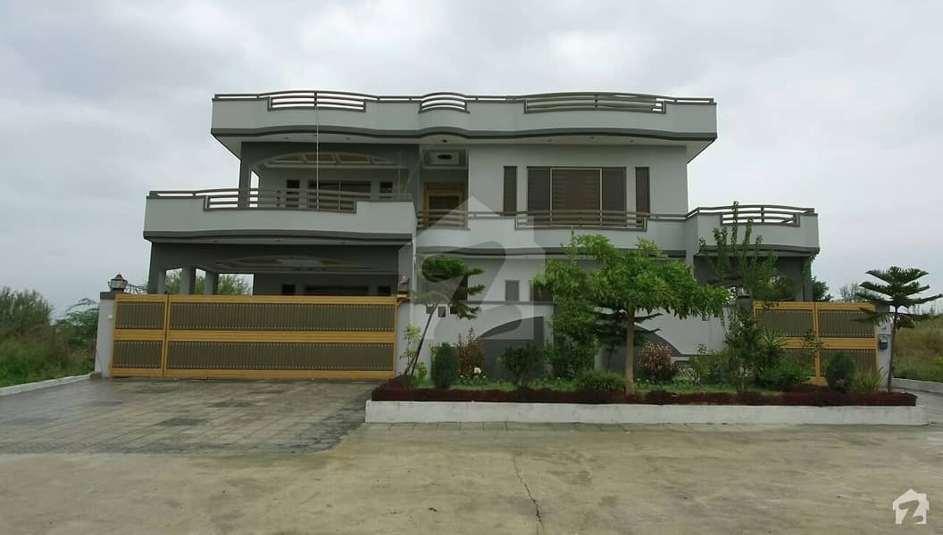 New Double Unit House Us Available For Sale In F15 Islamabad