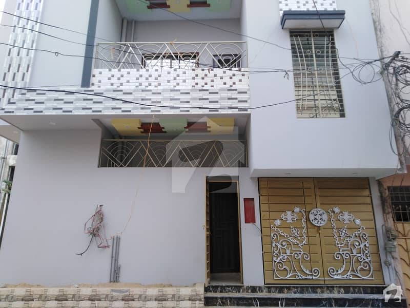 Brand New 2 Side Corner G+2nd Floor House Is Available For Sale