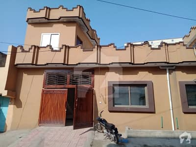new house 4.25 marla single unit for sale