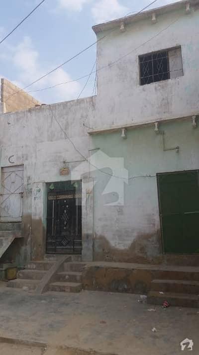 باغِ کورنگی کورنگی کراچی میں 3 مرلہ مکان 48 لاکھ میں برائے فروخت۔