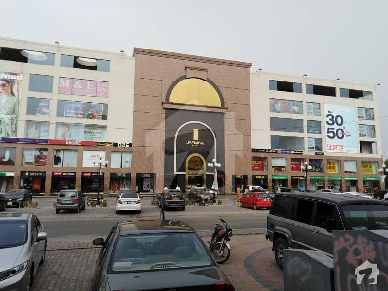 160 Sq Feet Shop Available For Sale In Jasmine Grand On 3 Years Installment Plan