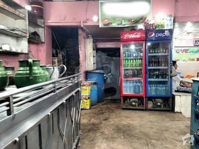 رنچھوڑ لائن بازار کراچی میں 4 مرلہ عمارت 10 کروڑ میں برائے فروخت۔