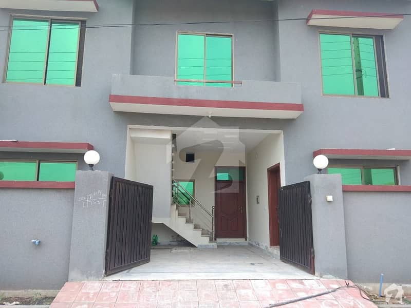 Double Storey & Double Unit House Available For Rent