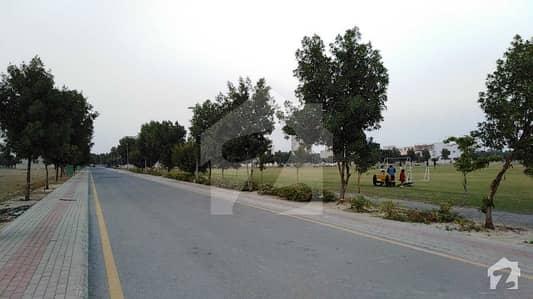 10 Marla Corner Plot For Sale In Quaid Block Of Bahria Town Lahore