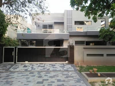 Double Unit Designer 1 Kanal Six Month New Bungalow For Sale Phase HBFC Defence Lahore