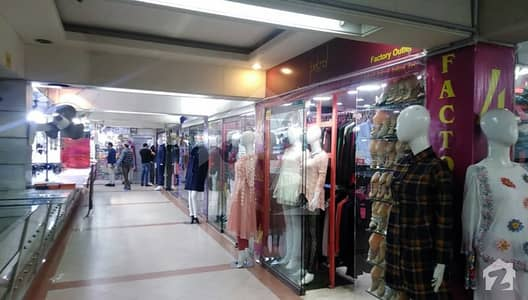 140 Sq Feet 1st Floor Shop For Sale In Pace Mall On Model Town Link Road Lahore