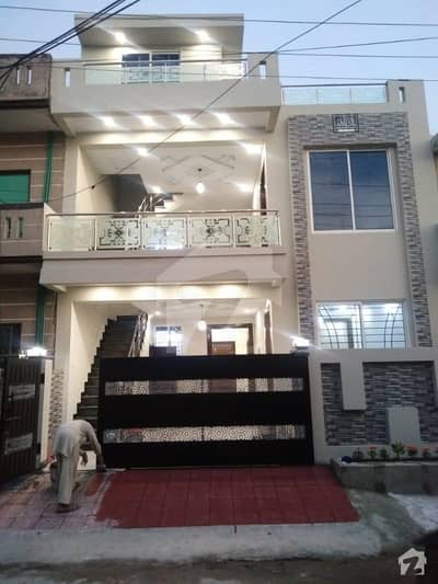 Pakistan Town Phase 1 Brand New 5 Marla Triple Storey Home For Sale