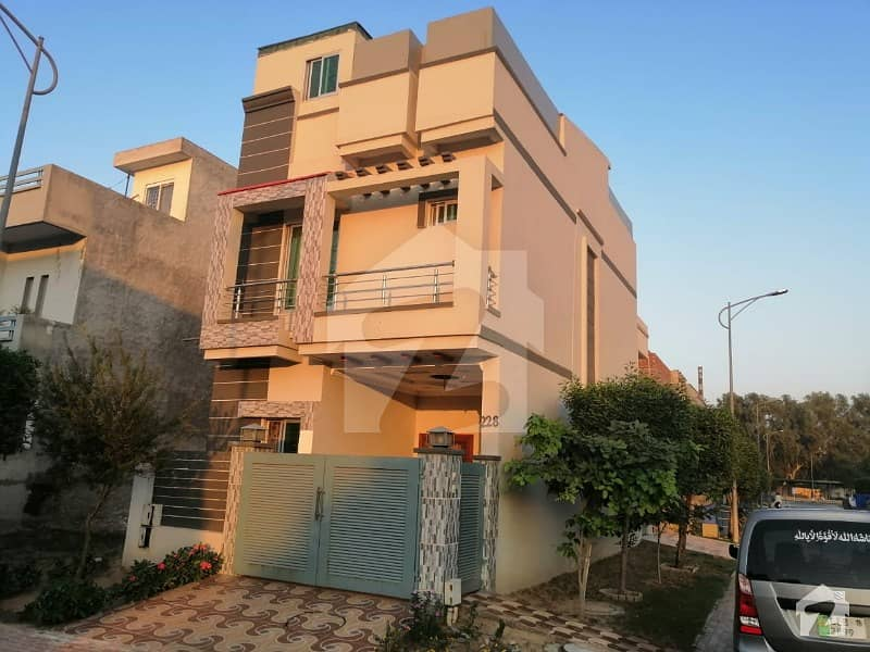 Beautifully Constructed House For Sale In Dream Gardens Lahore