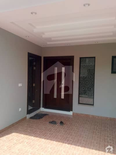 New House Is Available For Sale In Block G Extension