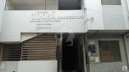 نسیم نگر روڈ حیدر آباد میں 2 کمروں کا 5 مرلہ فلیٹ 45 لاکھ میں برائے فروخت۔