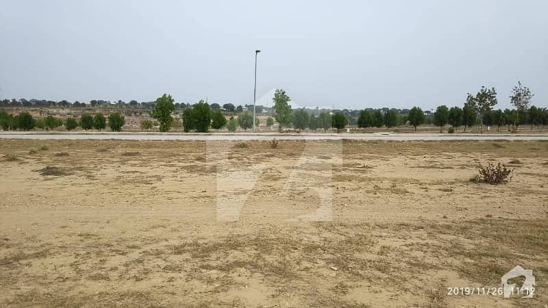 One Kanal Balloted Plot For Sale In Sector A