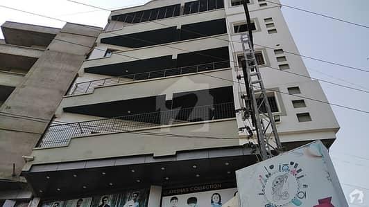 ودھو واہ روڈ قاسم آباد حیدر آباد میں 2 کمروں کا 5 مرلہ فلیٹ 45 لاکھ میں برائے فروخت۔