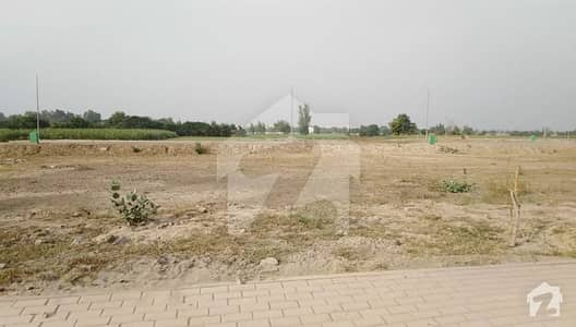 10 Marla Very Good Location Fully Developed Plot For Sale With Very Low Price