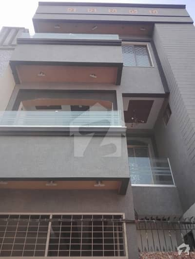 5 Marla half triple story house for sale in moeez town salamatpura Lahore