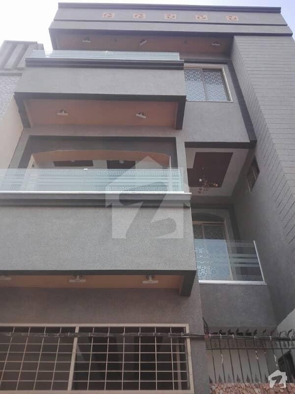 5 Marla Half Triple Storey House For Sale In Moeez Town Sale Matpura Lahore