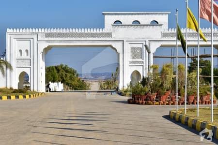 گرین سٹی اسلام آباد میں 10 مرلہ پلاٹ فائل 8 لاکھ میں برائے فروخت۔