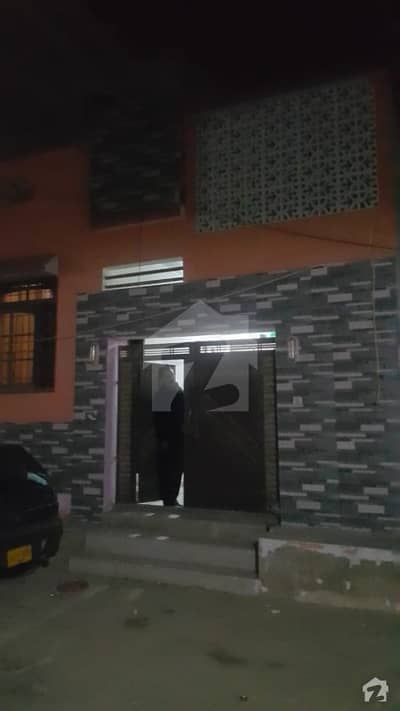 کورنگی - سیکٹر 31-جی کورنگی کراچی میں 2 کمروں کا 3 مرلہ مکان 80 لاکھ میں برائے فروخت۔