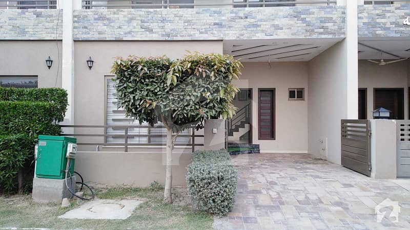 5 Marla Brand New House For Sale In C Block Of New Lahore City Phase 2