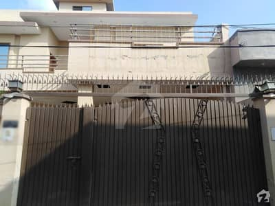 12 Marla Double Storey House Is Available For Sale