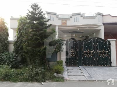 10 Marla House Is Available For Sale In Garden Town Phase 2 Block E Gujranwala