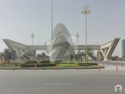 Full Paid 250 Sq Yards Residential Plot For Sale Located In Bahria Town  Precinct 1