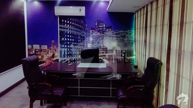 Dha Defence Phase VI Small Shahbaz Lane 4 Of 26 Street Fully Furnished Office For Sale