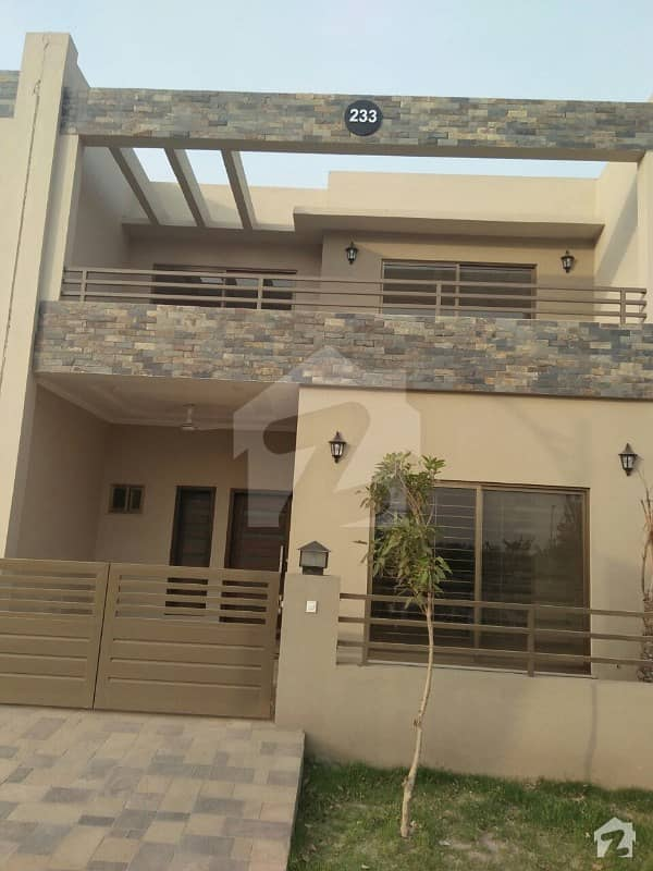 5 Marla Beautiful Brand New House Ready For Possession In New Lahore City