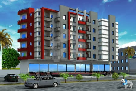 Flat For Sale In North Town Residency In Com 2