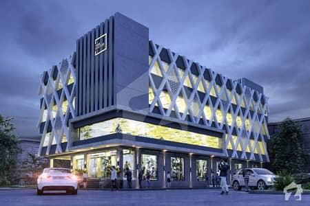 جی ۔ 8 اسلام آباد میں 1 کمرے کا 2 مرلہ دفتر 1.37 کروڑ میں برائے فروخت۔