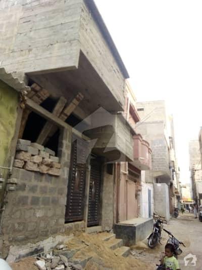 Mehmoodabad 120 Sq Yards House  For Sale Aarpar Old Ground Demolished
