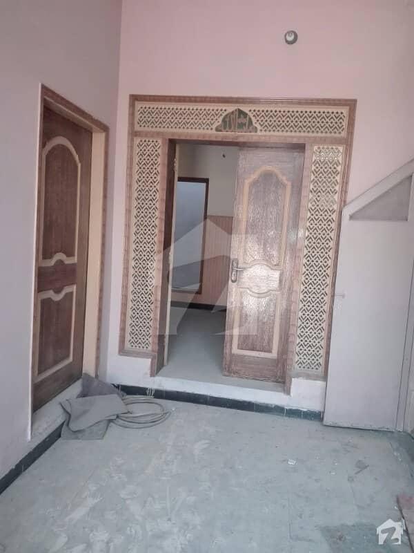 5 Marla Single Storey Corner House For Sale In Harbanspura Lahore