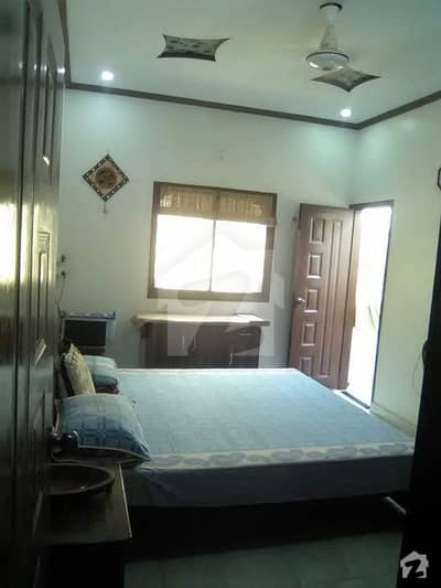 120 SQ Yards 4th Floor Portion for Rent - Park Facing