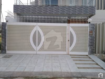 10 Marla Double Story House Is Available For Sale