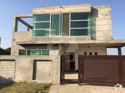 1 Kanal Beautiful Gray Structure House For Sale