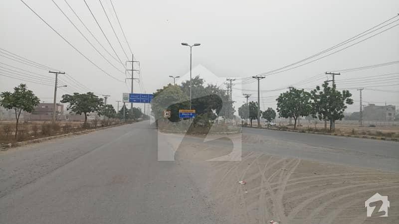جوبلی ٹاؤن ۔ بلاک بی جوبلی ٹاؤن لاہور میں 10 مرلہ رہائشی پلاٹ 72 لاکھ میں برائے فروخت۔