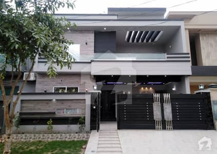 10 Marla House For Sale In D Block Of Punjab Govt Employees Society Phase 2 Lahore