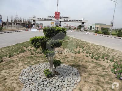 Main Double Road 25x50 Residential Plot In Block G For Sale
