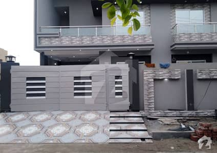 10 Marla New House For Sale In Architect Engineering Housing Society Lahore