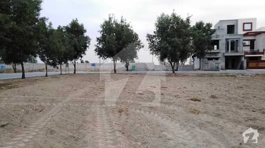 10 Marla Residential Plot For Sale In Rafi Block Of Bahria Town Lahore