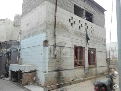 کورنگی - سیکٹر 31-جی کورنگی کراچی میں 6 مرلہ مکان 65 لاکھ میں برائے فروخت۔