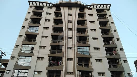 Indus Heights 1750 Sq Feet 2nd Floor Flat For Sale On Main Auto Bhan Road Hyderabad