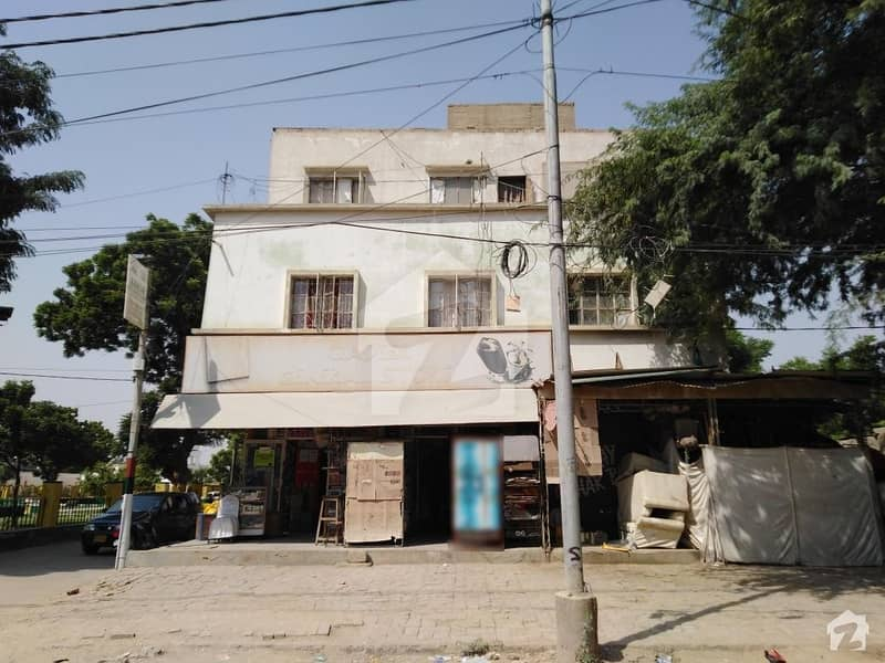 3 Side Corner G+2nd Floor House Is Available For Sale