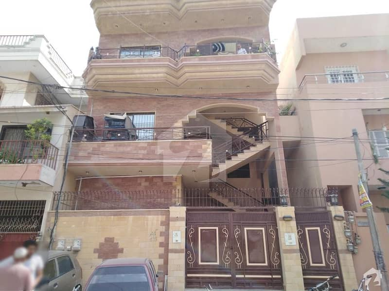 Ground + 3rd Floor House Including Penthouse Is Available For Sale