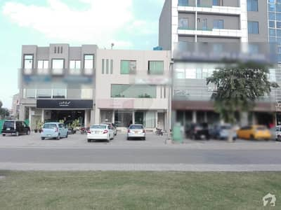5.5 Marla Commercial Plaza For Sale