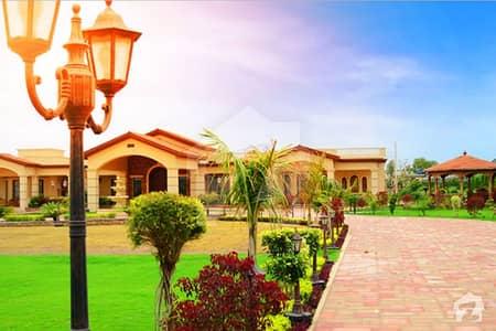 5 Kanal Developed Possession  Farm House Plot Good Location  In  Block D Gulberg Greens Islamabad