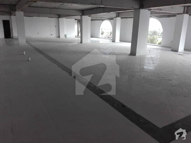 Corporate Hall Is Available For Sale On Installments