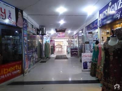 192 Square Feet Corner Shop For Sale In Zubaida Shopping Mall Goal Chowk Kachehri Bazar
