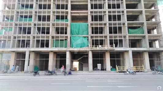 بحریہ ٹاؤن - جناح ایونیو بحریہ ٹاؤن کراچی کراچی میں 5 مرلہ دفتر 90 لاکھ میں برائے فروخت۔